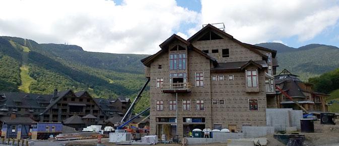 Hospitality construction commissioning