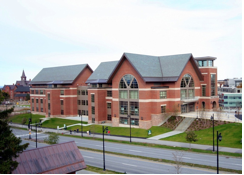 UVM Davis Student Center