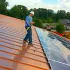Matt at FCR Solar Cx