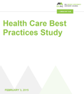 Health Care Best Practices Study