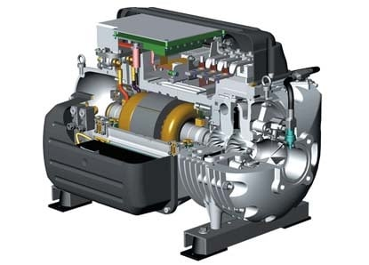 Magnetic Bearing Chillers - Proven Efficiency and Reliability
